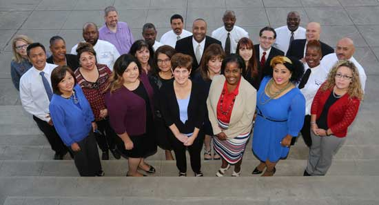 City Manager Office - Group Photo