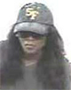 Picture of Wanted Person Suspect Unknown Armed Robbery Chase Bank