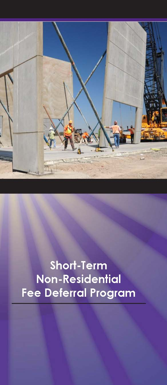 Short-term Fee Deferral Brochure