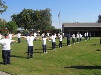 Senior Cadet Physical Fitness