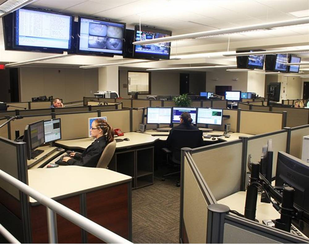 Stockton Police Telecommunications 1