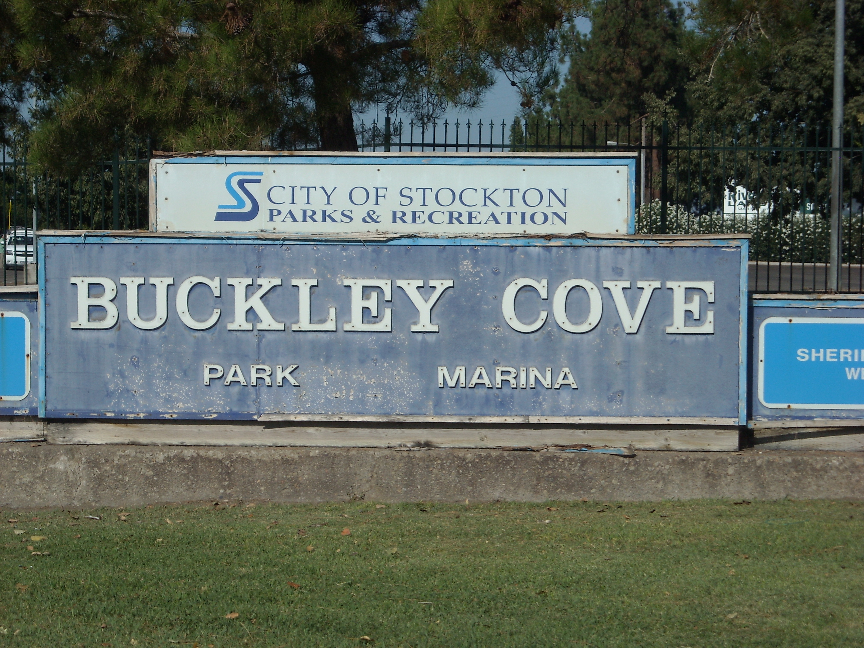 Buckley Cove Entrance