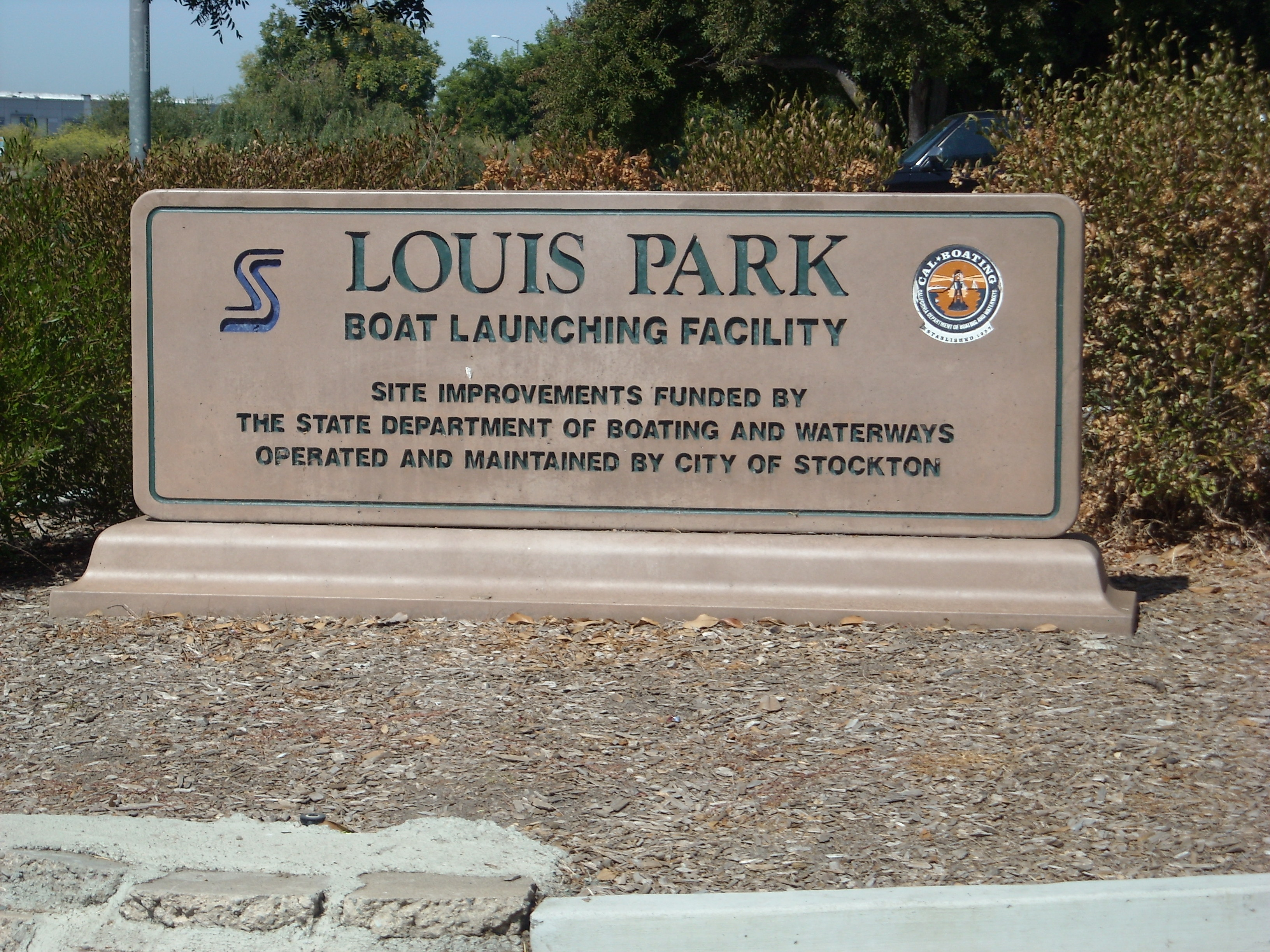 Louis Park Boat Launch